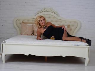 Bild p? den sexiga profilen av MarySunny f?r en v?ldigt het liveshow i webbkameran!