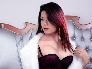Picture of the sexy profile of XTaintedLoveTS, for a very hot webcam live show !