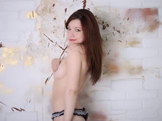 CuteRemy - Webcam exciting with a European Young lady