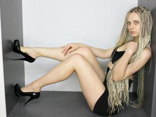 Sexy profile pic of AlisaCruze