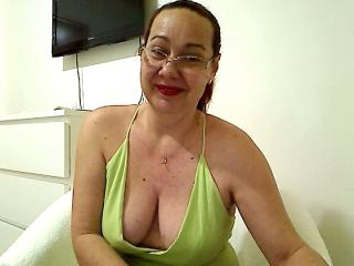 JolieFemmeX hard dildo fucking webcam show