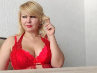 Picture of the sexy profile of AngelaFresh, for a very hot webcam live show !