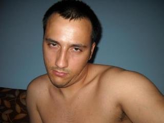 Picture of the sexy profile of AntonioSin, for a very hot webcam live show !