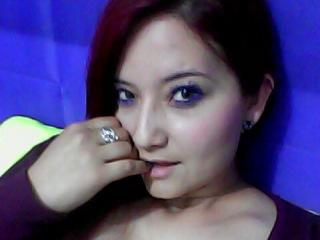 Picture of the sexy profile of Beauttymoon, for a very hot webcam live show !