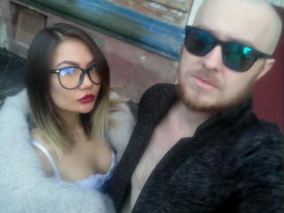 Photo de profil sexy du modèle BeautyCouple, pour un live show webcam très hot !