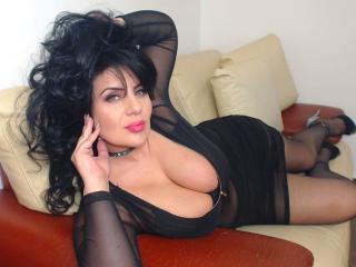 Velmi sexy fotografie sexy profilu modelky BeckyBlast pro live show s webovou kamerou!