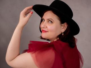 Velmi sexy fotografie sexy profilu modelky BigTitsXHot pro live show s webovou kamerou!