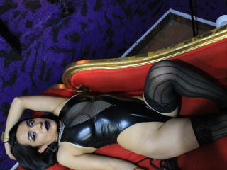Sexet profilfoto af model CameronSquirt, til meget hot live show webcam!