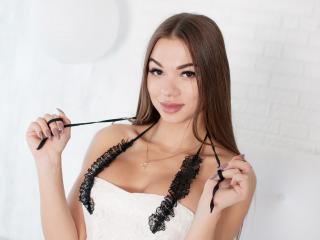 Velmi sexy fotografie sexy profilu modelky CanYouFeel pro live show s webovou kamerou!