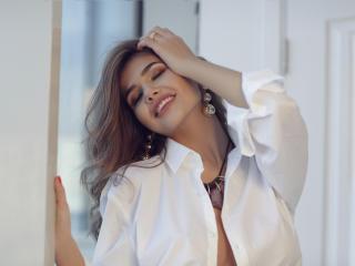 Hình ảnh đại diện sexy của người mẫu ChrissyHarper để phục vụ một show webcam trực tuyến vô cùng nóng bỏng!
