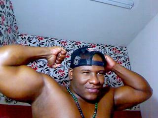 Picture of the sexy profile of DickTastyX, for a very hot webcam live show !