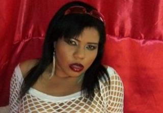 Picture of the sexy profile of EbonySquirt, for a very hot webcam live show !
