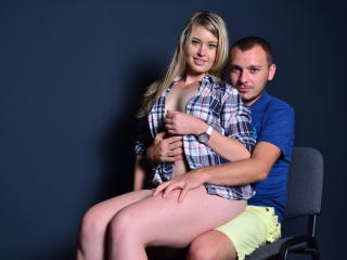 Photo de profil sexy du modèle ImperialCouple, pour un live show webcam très hot !