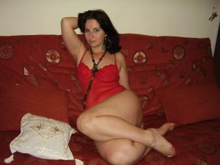 Photo de profil sexy du modèle Kanelya, pour un live show webcam très hot !