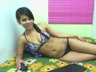 Velmi sexy fotografie sexy profilu modelky Kharla pro live show s webovou kamerou!