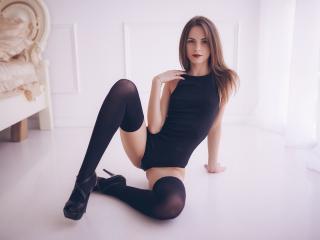 Velmi sexy fotografie sexy profilu modelky LexieLil pro live show s webovou kamerou!