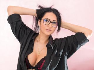 Velmi sexy fotografie sexy profilu modelky LizzyAnn pro live show s webovou kamerou!