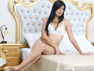 Sexet profilfoto af model MeganKonor, til meget hot live show webcam!