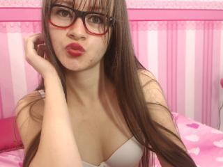 Photo de profil sexy du modèle MissAngelic, pour un live show webcam très hot !