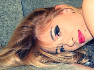 Velmi sexy fotografie sexy profilu modelky MissElissa pro live show s webovou kamerou!