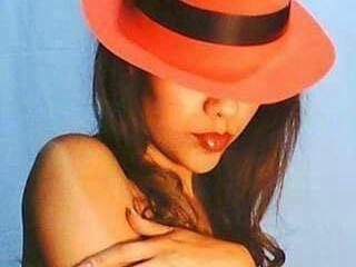 Hình ảnh đại diện sexy của người mẫu NinfaFoxy để phục vụ một show webcam trực tuyến vô cùng nóng bỏng!