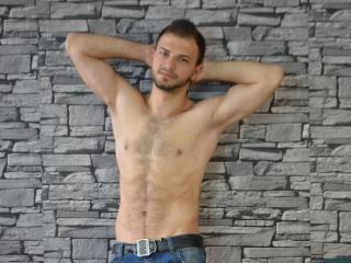 Picture of the sexy profile of PrettyBoy69, for a very hot webcam live show !