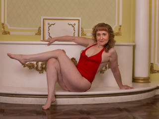 Velmi sexy fotografie sexy profilu modelky RedheadLady pro live show s webovou kamerou!