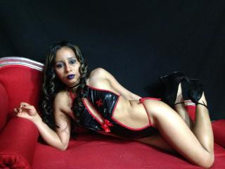 Picture of the sexy profile of SabrinaSubmiss, for a very hot webcam live show !