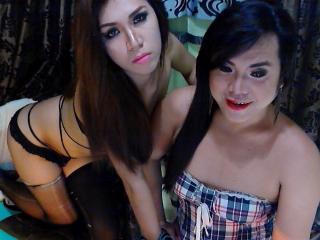 Model SexObsessionDUO'in seksi profil resmi, çok ateşli bir canlı webcam yayını sizi bekliyor!