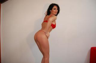 Picture of the sexy profile of SexyJolieX, for a very hot webcam live show !