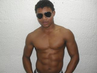 Picture of the sexy profile of SexyJordy, for a very hot webcam live show !