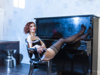 Velmi sexy fotografie sexy profilu modelky ShelbyBarnes pro live show s webovou kamerou!