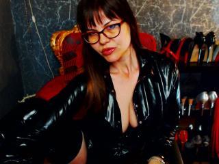 Velmi sexy fotografie sexy profilu modelky ShineGoddess pro live show s webovou kamerou!
