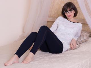 Velmi sexy fotografie sexy profilu modelky Smearina pro live show s webovou kamerou!