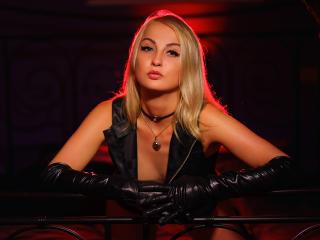 Velmi sexy fotografie sexy profilu modelky SonyaDrew pro live show s webovou kamerou!