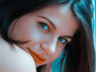 Sexet profilfoto af model SophiaGreens, til meget hot live show webcam!