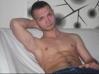 Picture of the sexy profile of StefanoBigCock, for a very hot webcam live show !