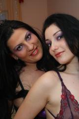 Sexy Profilfoto des Models TrishaNTasha, für eine sehr heiße Liveshow per Webcam!
