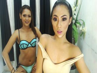 Model xTwoPRIDEofASIA'in seksi profil resmi, çok ateşli bir canlı webcam yayını sizi bekliyor!