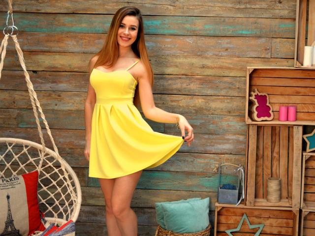 Hình ảnh đại diện sexy của người mẫu CattyXHot để phục vụ một show webcam trực tuyến vô cùng nóng bỏng!