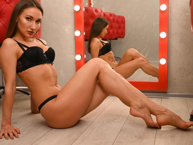 Photo de profil sexy du modèle DianaRoseX, pour un live show webcam très hot !