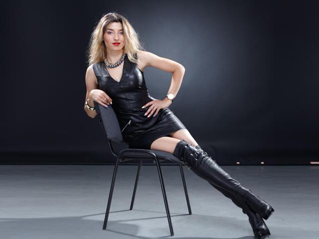 Photo de profil sexy du modèle SugarKity, pour un live show webcam très hot !