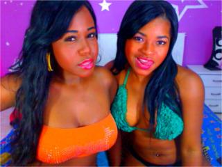 DuoBestLesbians - Sexy live show with sex cam on XloveCam