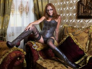 PervertChristin - Show hard with a White Dominatrix