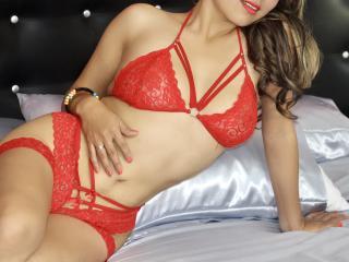 ShanaHill horny girl on webcam