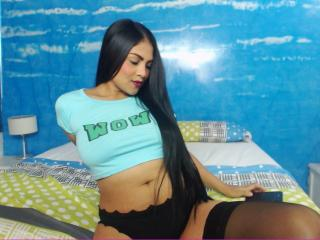 FloraFontaineX - Live cam sexy with a gaunt Sexy girl