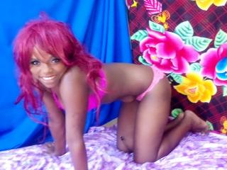 TonUniqueAngedelanuit - Live chat hot with this black Sexy girl