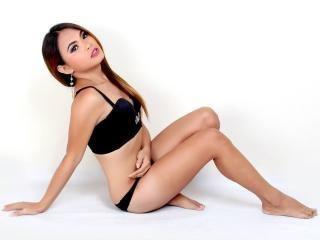 Sexy nude photo of AsianPretty