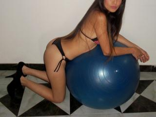 Silvina - Chat cam hard with this light-haired Sexy girl
