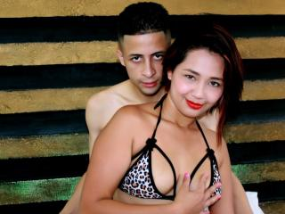 GinnaAndMathias - Show sexy et webcam hard sex en direct sur XloveCam®